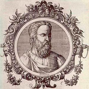 Древнеримский врач Аретаус